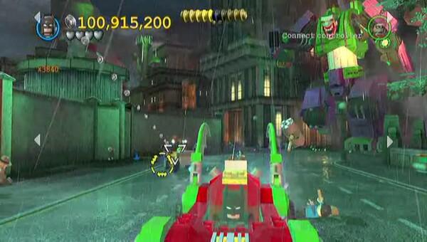 Minikit Guide Chapter 13 Lego Batman 2 Dc Super Heroes Guide
