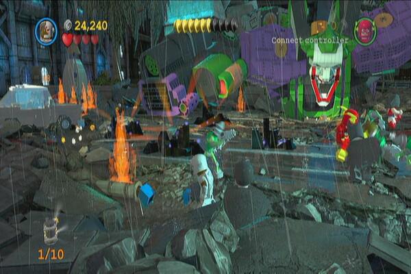 Chapter 15 Heroes Unite Lego Batman 2 Dc Super Heroes Guide
