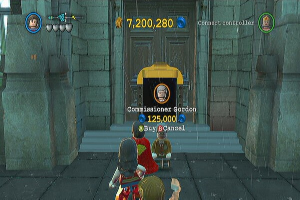 Character Tokens Lego Batman 2 Dc Super Heroes Guide And Walkthrough