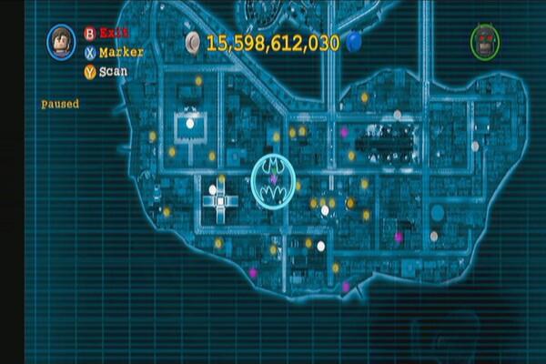 Citizens in Peril - LEGO Batman 2: DC Super Heroes Guide