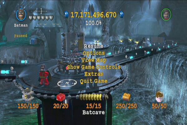 Achievements guide lego batman 2: dc super heroes guide.