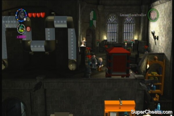 Hogwarts Lego Harry Potter Years 1 4 Guide And Walkthrough