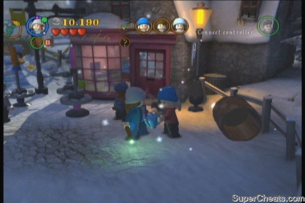 Y5 L2: Dumbledore's Army - LEGO Harry Potter: Years 5-7 Guide
