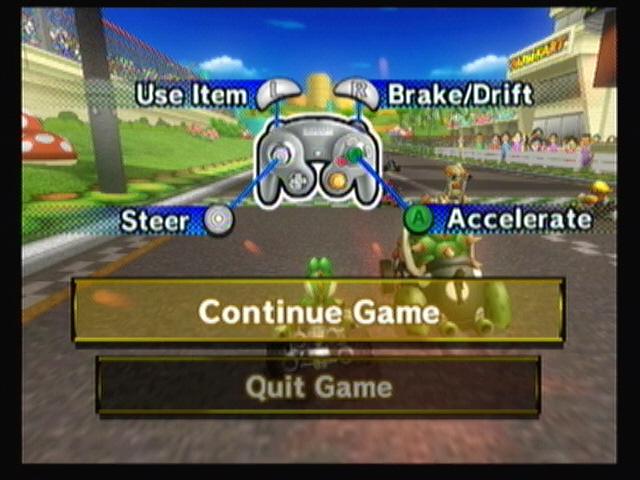 Controls Mario Kart Wii Guide And Walkthrough