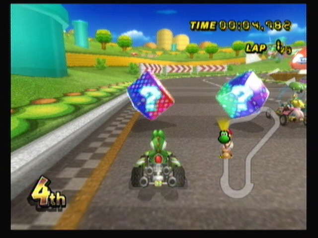 Items Mario Kart Wii Guide