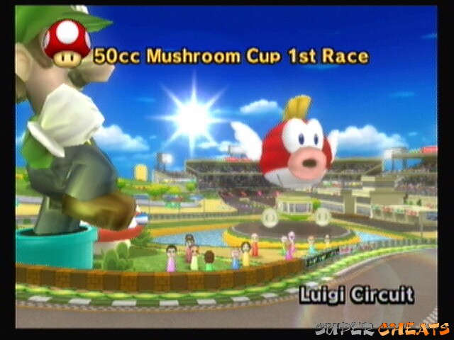 Luigi Circuit MC