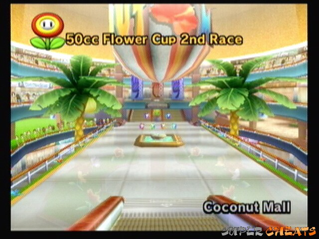 Coconut Mall Fc Mario Kart Wii Guide