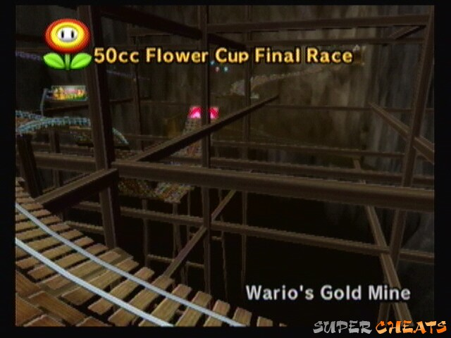 Wario S Gold Mine Fc Mario Kart Wii Guide And Walkthrough