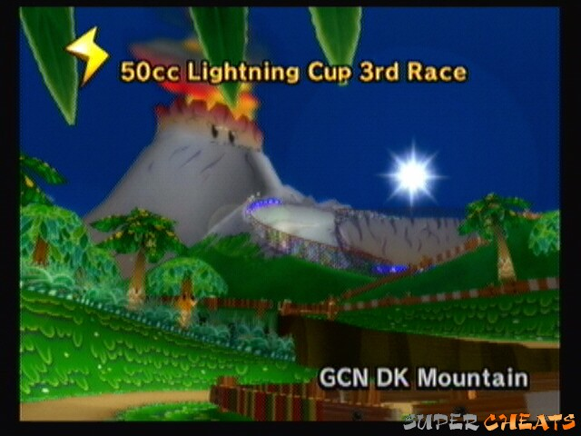 Gcn Dk Mountain Lic Mario Kart Wii Guide