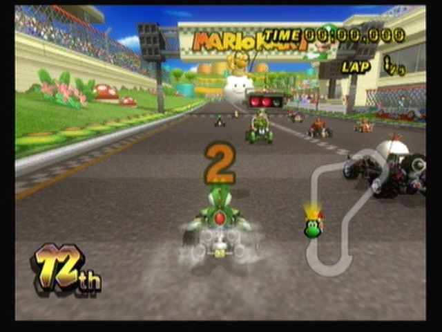 Hints And Tips Mario Kart Wii Guide