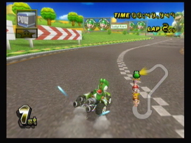 - Controls - Mario Kart Wii Guide - Super Cheats