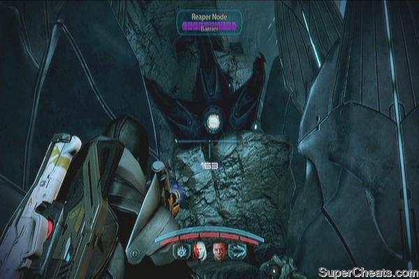 Attican Traverse The Rachni Mass Effect 3 Guide
