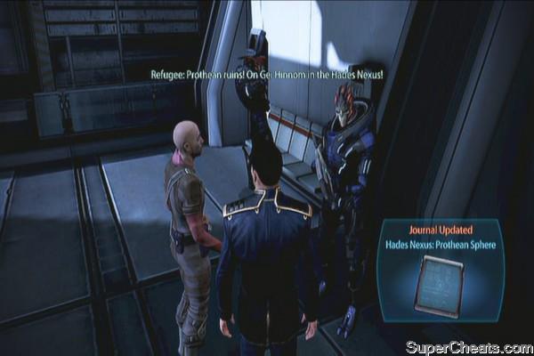 Mass Effect  Silean Nebula Rings Of Alune Location