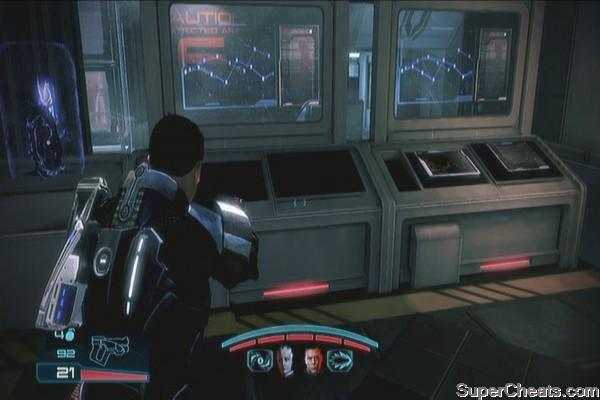 N7: Cerberus Labs - Mass Effect 3 Guide