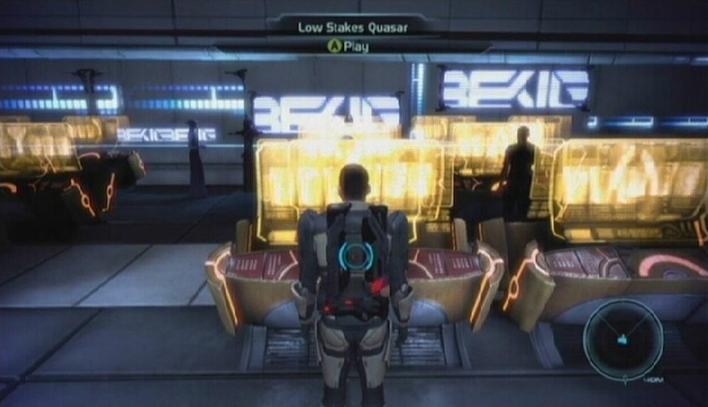 mass effect suspicious machine