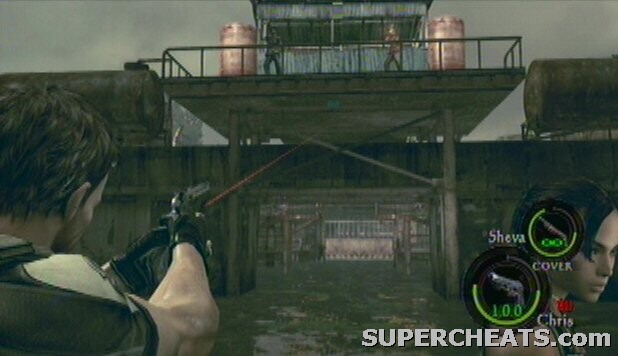BSAA Emblem Locations - Resident Evil 5 Guide
