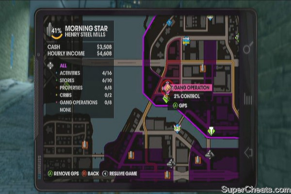 Most Wanted - Map Pack - GTA5-Mods.com Saints Row 3 Map Gang Operations