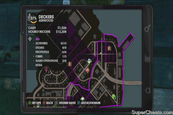 Photo Ops - Saints Row The Third Guide