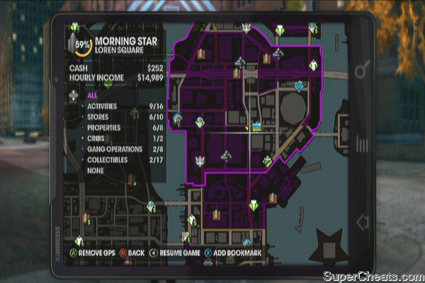 Photo Ops - Saints Row The Third Guide on saints row the third activities map, saints row 2 activities map, saints row 4 activities map,