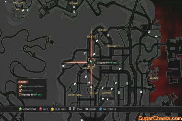 How To Get To Central Gambling Den Sleeping Dogs