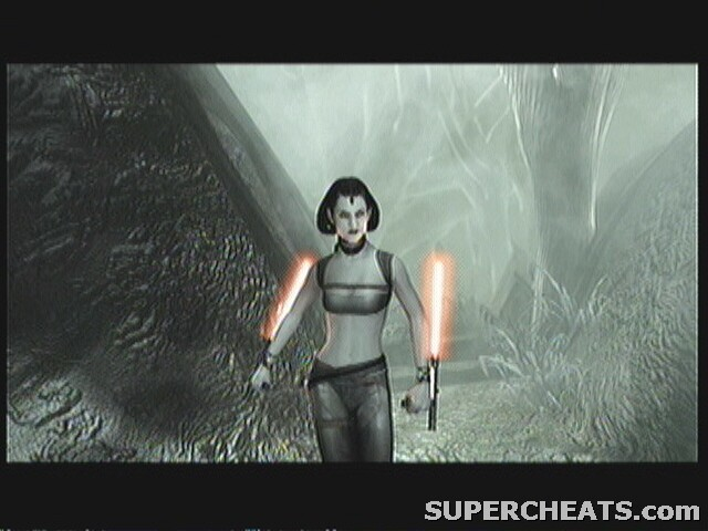 Boss Guide - Star Wars: The Force Unleashed Guide