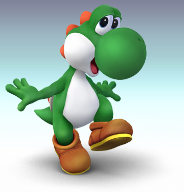 Yoshi - Super Smash Bros. Brawl Guide