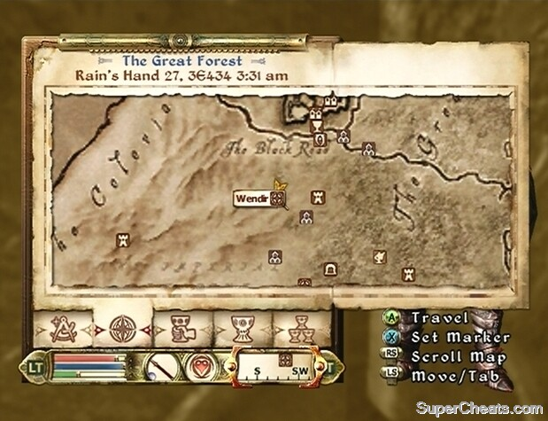 Imperial city quests the elder scrolls iv oblivion guide wendir gumiabroncs Choice Image