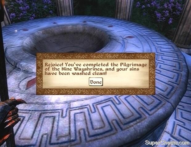 Oblivion Pilgrimage