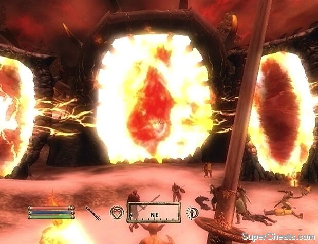 Great Gate - The Elder Scrolls IV: Oblivion Guide
