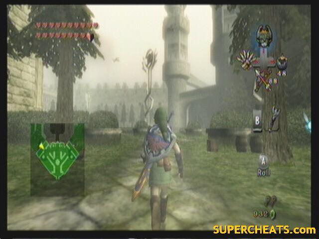 Hyrule Castle The Legend Of Zelda Twilight Princess Guide And Walkthrough