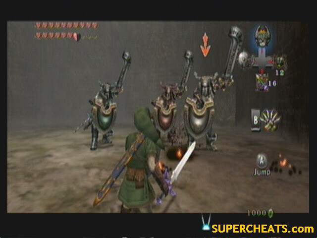 Cave of Ordeals - The Legend of Zelda: Twilight Princess Guide