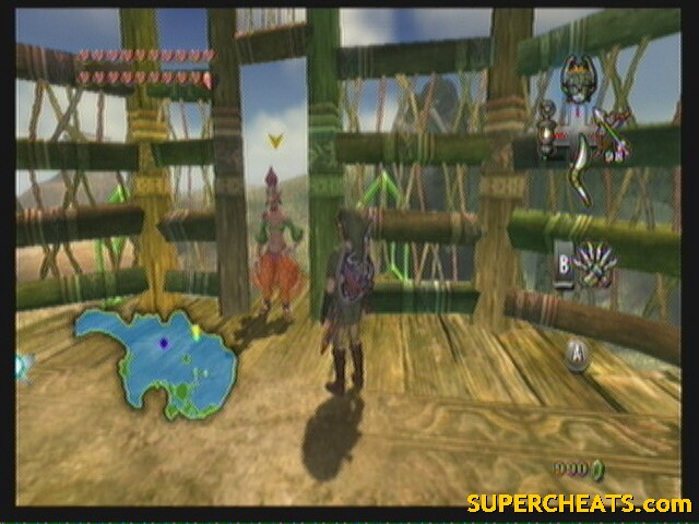 Mini Games - The Legend of Zelda: Twilight Princess Guide