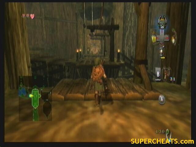 Forest Temple The Legend Of Zelda Twilight Princess Guide
