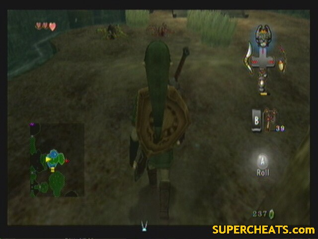twilight princess water temple how to get boss key