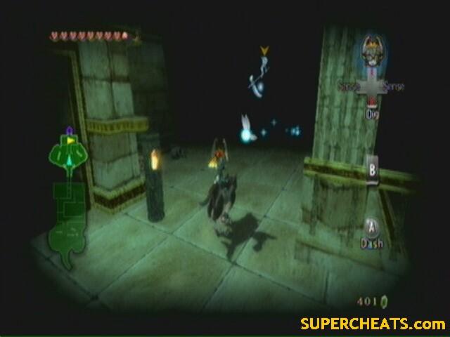 Arbiter's Grounds - The Legend of Zelda: Twilight Princess Guide