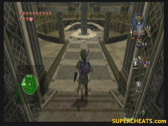 Temple Of Time The Legend Of Zelda Twilight Princess Guide