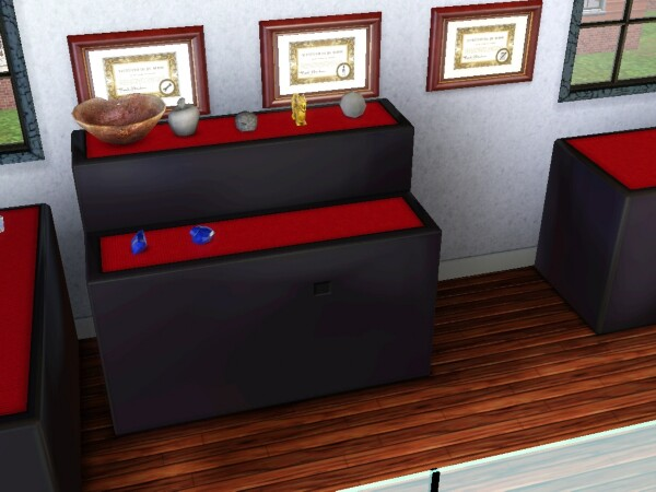 collectibles and collecting relics the sims 3 world. Black Bedroom Furniture Sets. Home Design Ideas