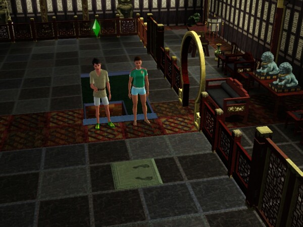 china shang simla the sims 3 world adventures guide. Black Bedroom Furniture Sets. Home Design Ideas