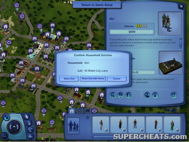 Choosing A House Or Plot Of Land The Sims 3 Guide