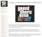 Grand Theft Auto 4: The Ballad of Gay Tony Guide