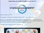 Mario Kart Wii Cheats And Cheat Codes Wii