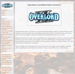Dungeon Overlord Guide