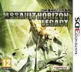 Ace Combat Assault Horizon Legacy Pack Shot
