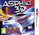 Asphalt 3D Pack Shot