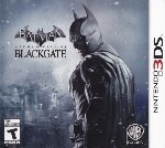 Batman: Arkham Origins Blackgate Pack Shot