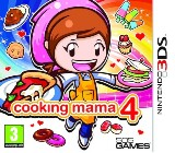 Cooking Mama 4: Kitchen Magic Pack Shot
