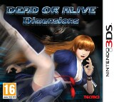 Dead or Alive: Dimensions Pack Shot