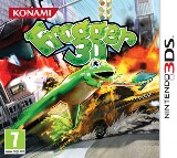 Frogger 3D Pack Shot