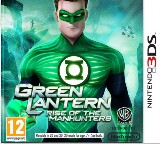 Green Lantern: Rise of the Manhunters Pack Shot