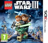 Lego Star Wars III: The Clone Wars Pack Shot